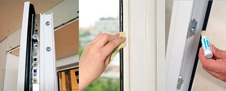 Сколько стоит замена фурнитуры на пластиковые окна
