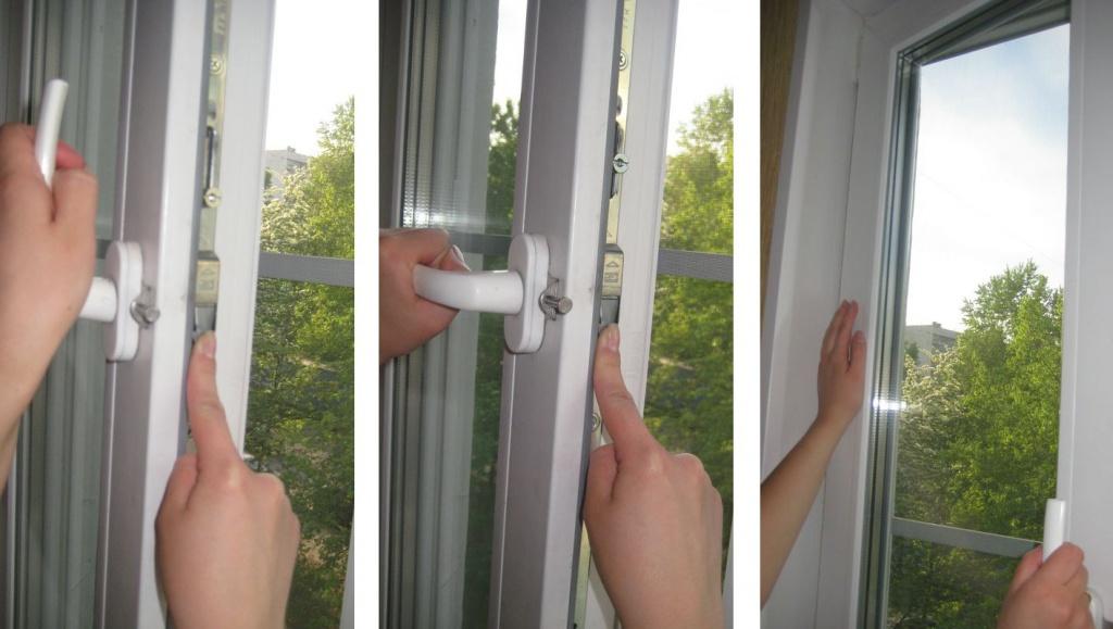 Как сделать пластиковое окно если не закрывается