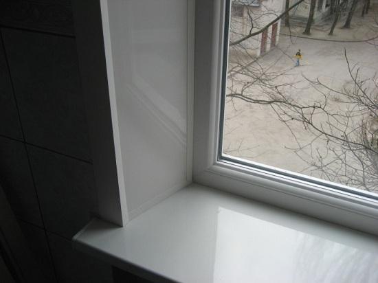 Как сделать откосы из пластика на окна своими руками