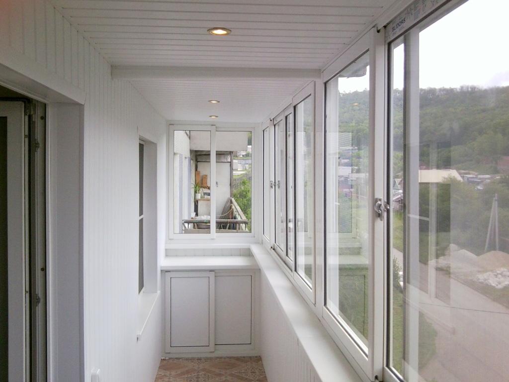 Балкон остекление под ключ цена балконов ремонт остекление расчет